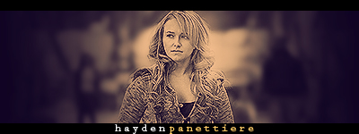Hayden Panettiere by ForcaBarca