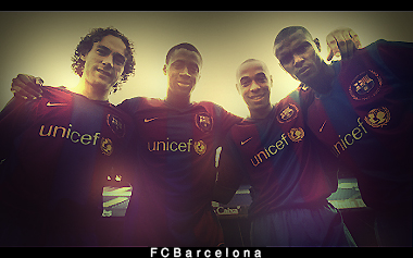 The New Four by ForcaBarca