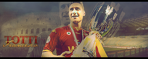 Totti_10 by ForcaBarca