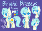 Bright Breezy's OC reference