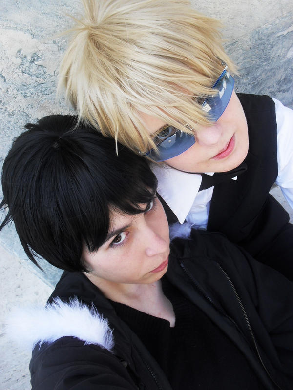 Durarara: Izaya x Shizuo by Smexy-Boy