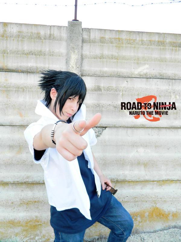 Sasuke Road To Ninja! by Smexy-Boy
