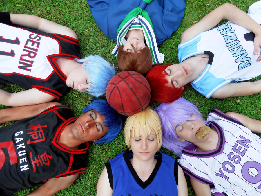 Can do! - Kuroko No Basket - by Smexy-Boy