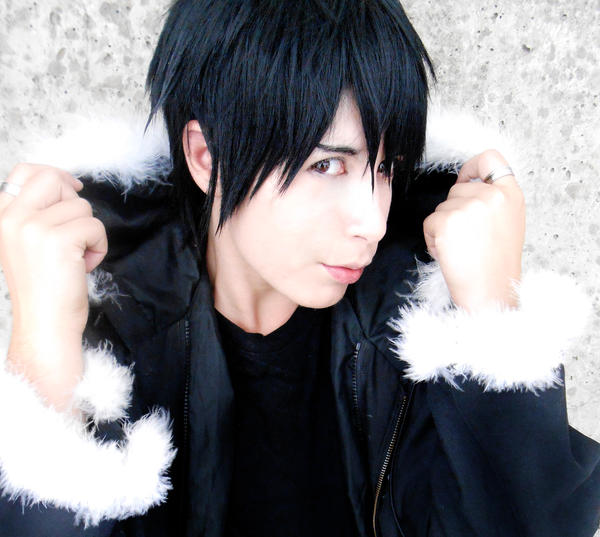 Bitch please,I'm the fabolous Izaya Orihara by Smexy-Boy