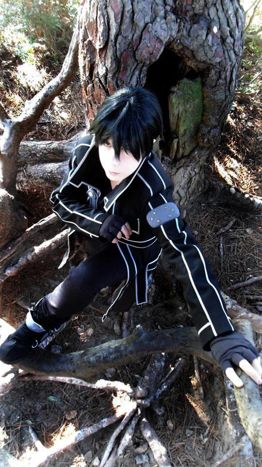 SAO: Kirito (Video) by Smexy-Boy