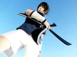 Sasuke Uchiha: Ready to fight by Smexy-Boy