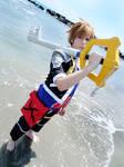 Kingdom Hearts: Sora Cosplay (video)