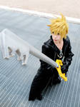 Kingdom Hearts 358/2 : Roxas Organization XIII