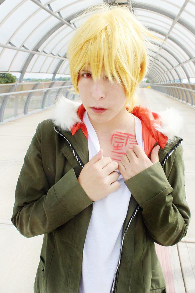 Yukine Cosplay from Noragami by Smexy-Boy