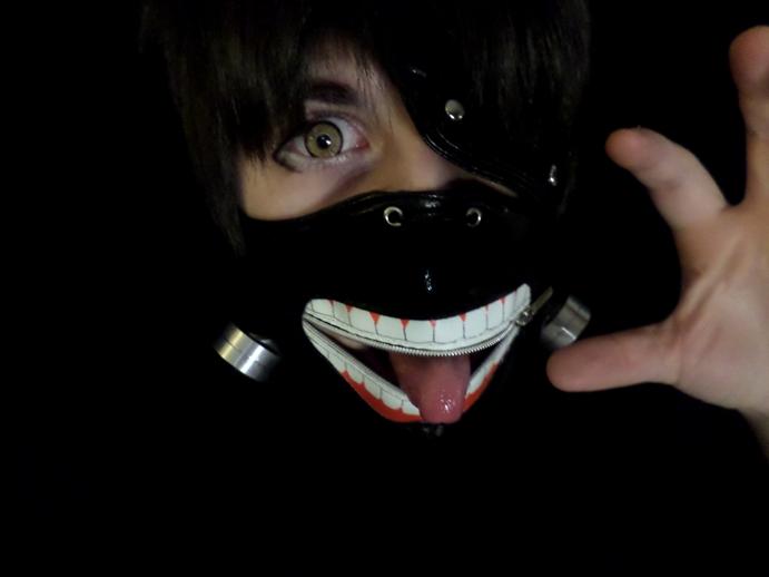 Shingeki No Ghoul by Smexy-Boy