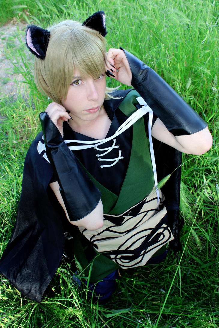 Konoe - Lamento Beyond the Void by Smexy-Boy