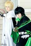 Owari No Seraph: Mikaela and Yuichiro