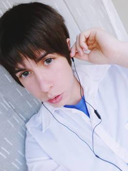 Neon Genesis Evangelion: Shinji Ikari