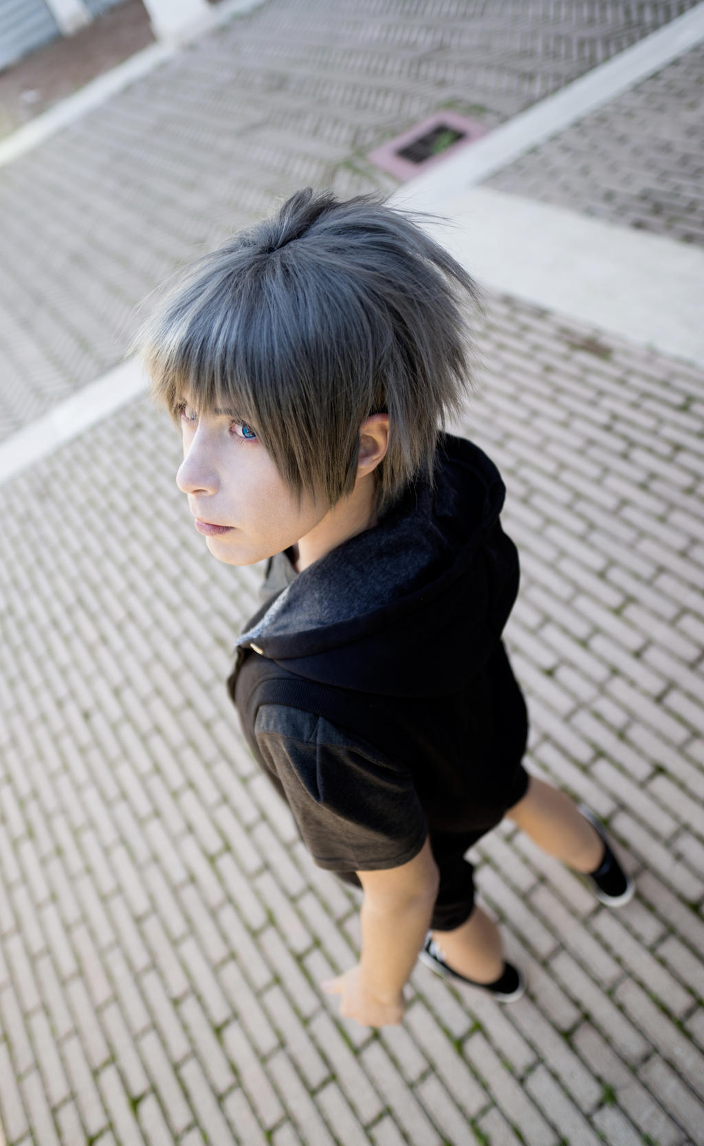FF XV: Noctis by Smexy-Boy