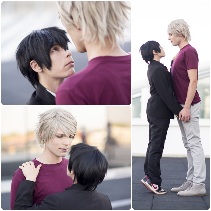 Super Lovers: HaruRen by Smexy-Boy