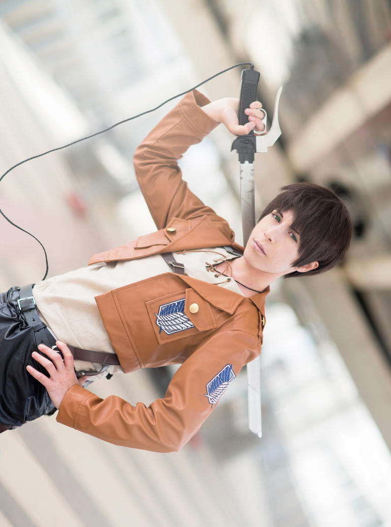 Eren Yaeger by Smexy-Boy
