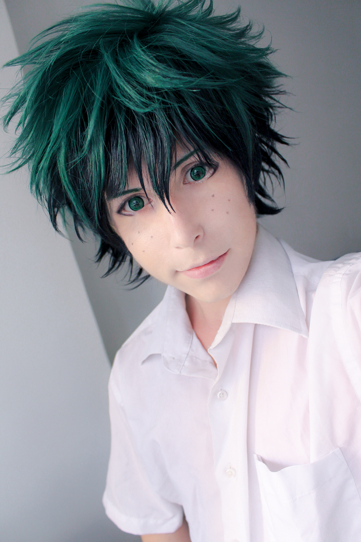 Midoriya Izuku (Deku) My Hero Academia by Smexy-Boy