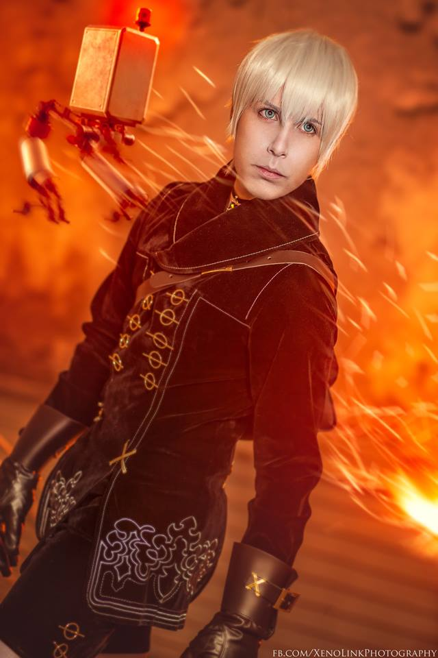 Nier automata: Scanner Type Number 9 by Smexy-Boy