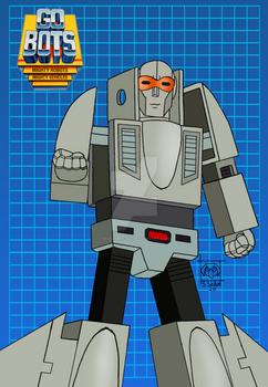 Gobots - Leader 1