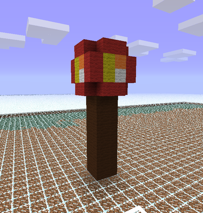 how to make a redstone torch