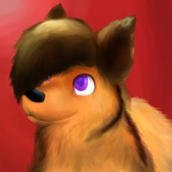 I drew a Fox. by Javatan