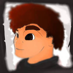 New profile image by Javatan