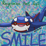 REQUEST: Kyogre Smile