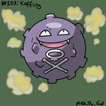 #109: Koffing
