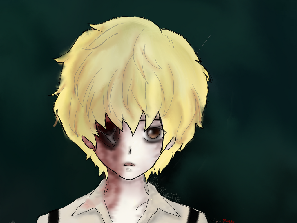 dio from mad father by Sebes-chan on DeviantArt