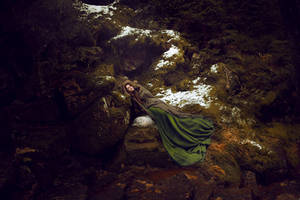 The Forest Spirit II by Sturmideenkind