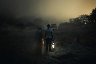 Ghost by Sturmideenkind