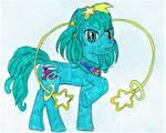 Cure Milky As A Pony by Twilightangel004