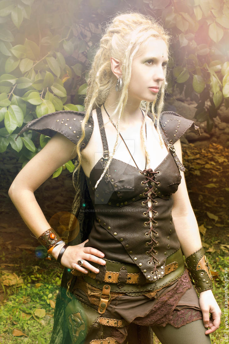 Elves Collection XVI by LipCreativeStudio