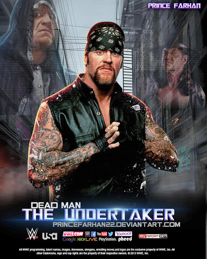 WWE The Undertaker Wallpaper By Princefarhan22