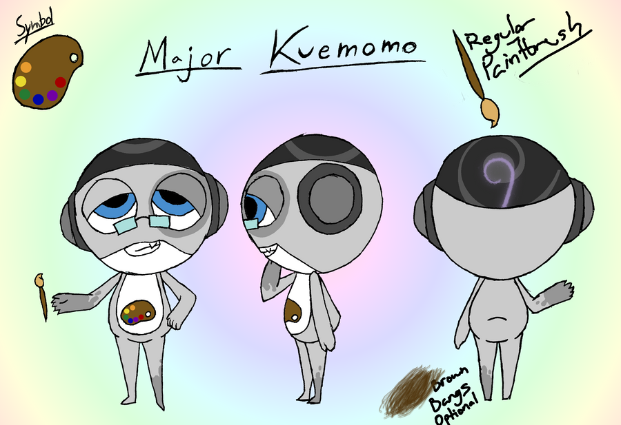 Major Kuemomo Ref:UPDATED by KuemomoShousa