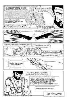 A Sword for Lord and for Gideon-page 4