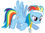 Coach Rainbow Dash