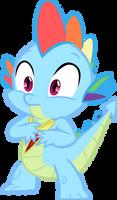 You're Rainbow Dash by Chromadancer