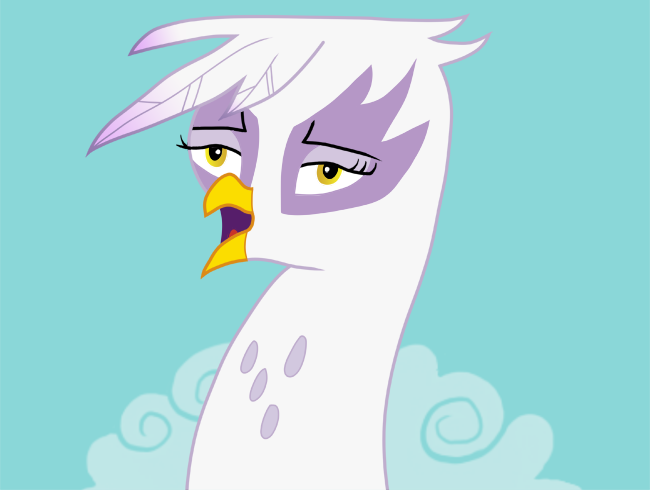 Mean Ol Gilda by Chromadancer