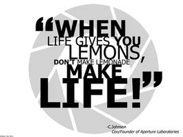 When life gives you lemons... by tnrnz