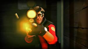 //Source Filmmaker// Boom headshot