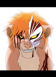 Ichigo the lion