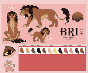 Commission reference sheet