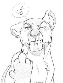 Lion request