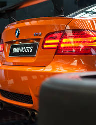 BMW M3 GTS by tK78