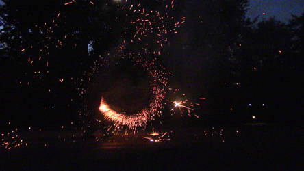 Firework Dance 64