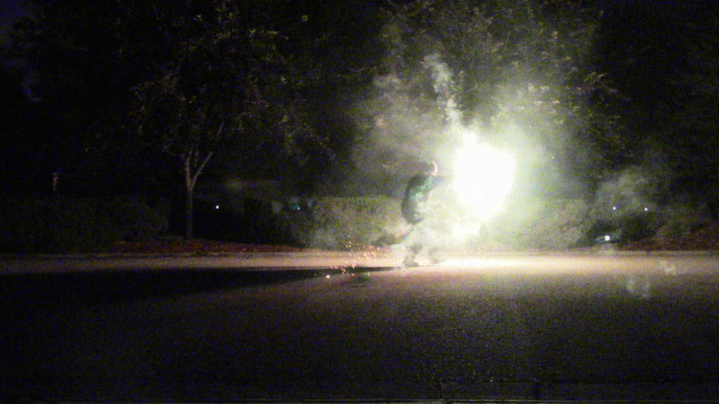 Fireworkdance 85 by gentleEvan
