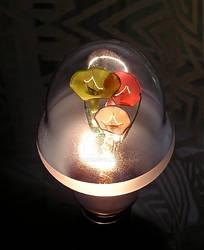 Kokka Hana Denkyu Light Bulb