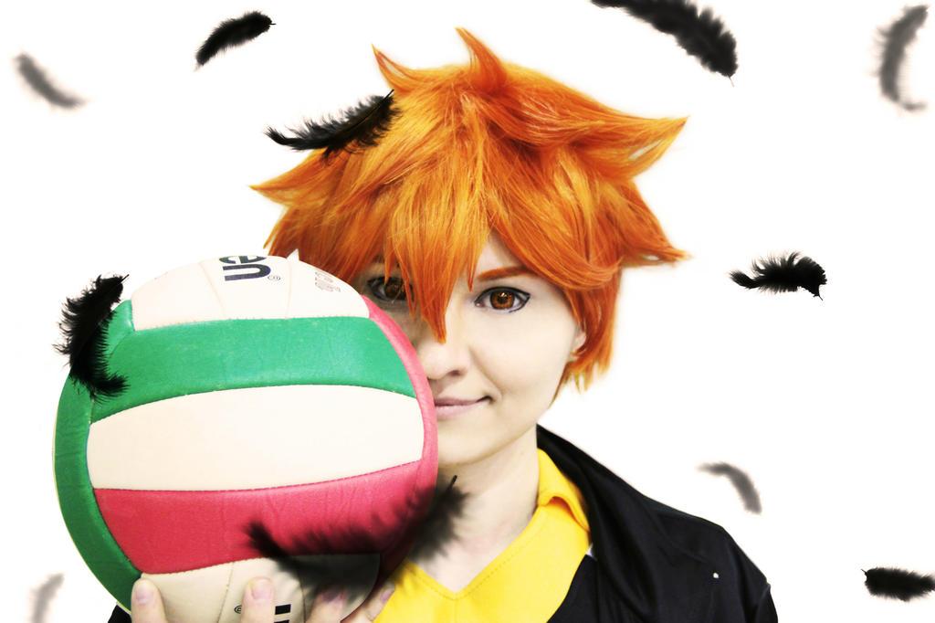 Haikyuu!! - Hinata Shouyou cosplay by LionaDeshanel on ...