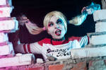 SUICIDE SQUAD - Harley Quinn cosplay